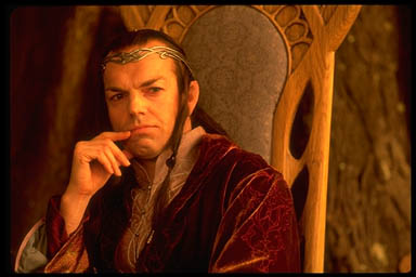 Lord Of Imladris An Elrond Shrine
